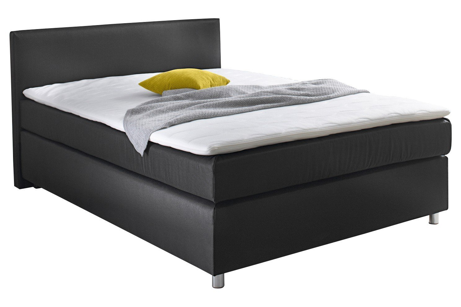 boxspring einzelbett test vergleich top 10 im august 2018. Black Bedroom Furniture Sets. Home Design Ideas