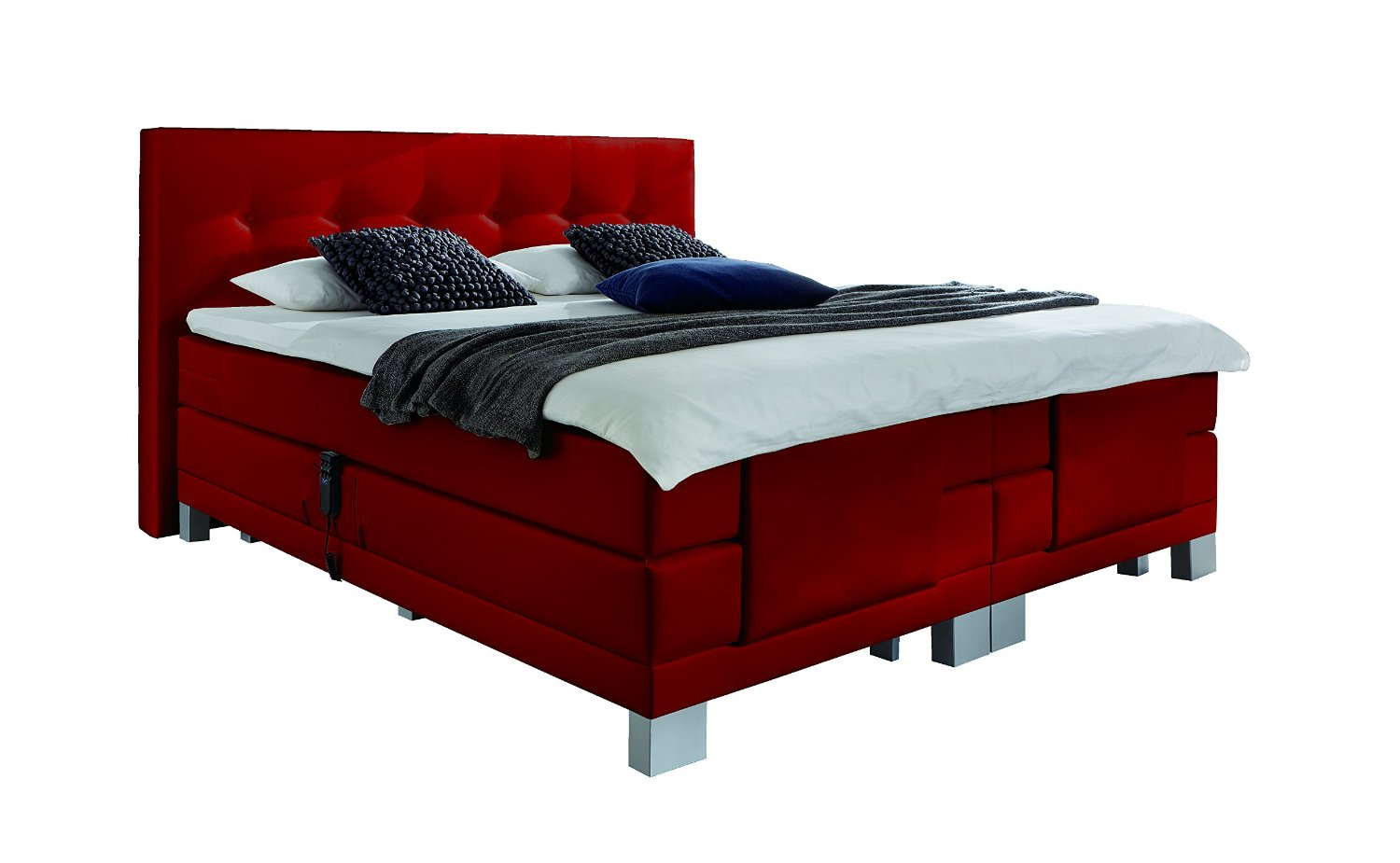 boxspringbett mit motor test vergleich top 10 im juli 2018. Black Bedroom Furniture Sets. Home Design Ideas