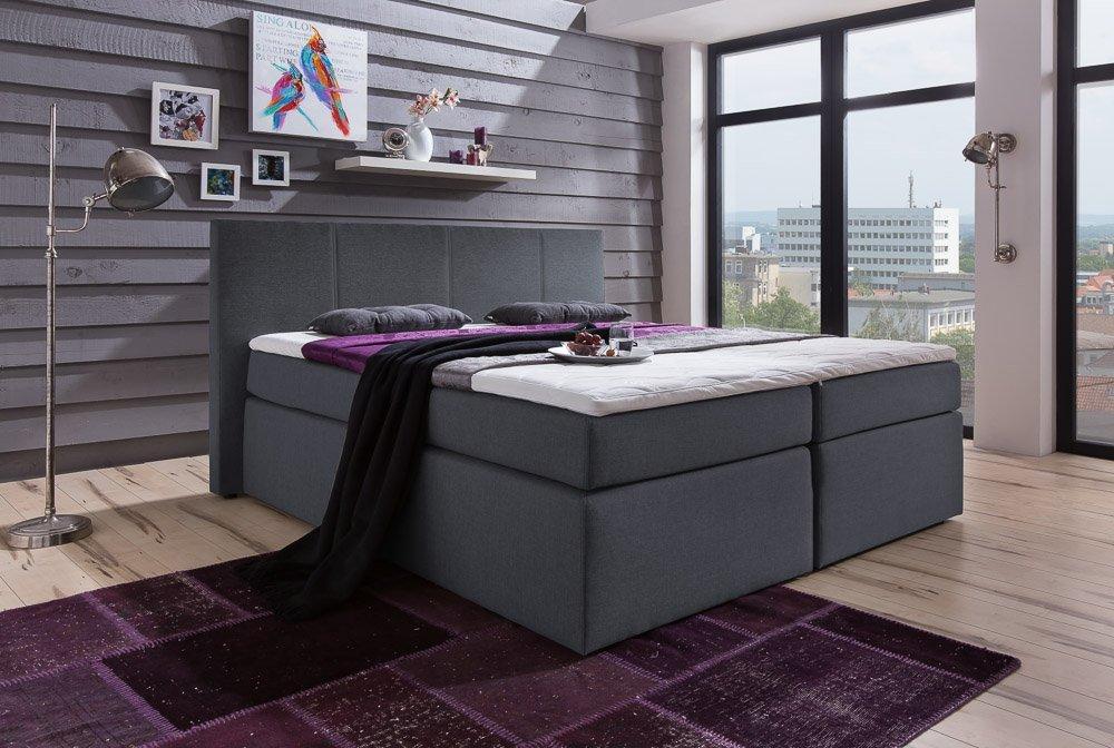 boxspringbett test 2018 unser empfehlungen im vergleich. Black Bedroom Furniture Sets. Home Design Ideas