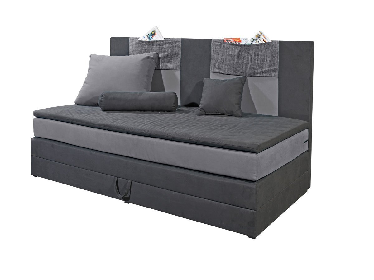 90x200 boxspringbett test vergleich top 10 im mai 2018. Black Bedroom Furniture Sets. Home Design Ideas