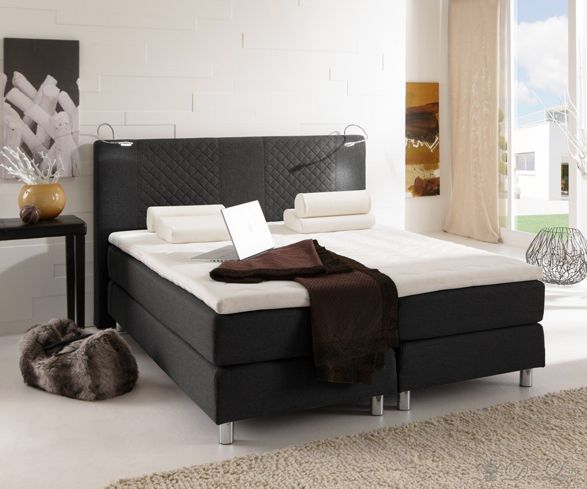 awesome ratgeber boxspringbetten schlaf auswahl photos design ideas 2018. Black Bedroom Furniture Sets. Home Design Ideas