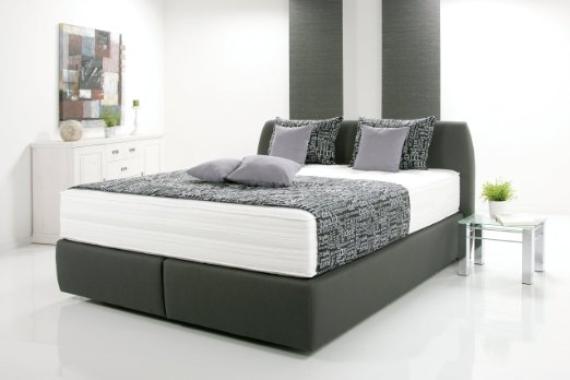 breckle 172148 boxspringbett test 2018. Black Bedroom Furniture Sets. Home Design Ideas