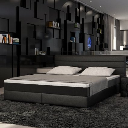 innocent panson boxspringbett test 2018. Black Bedroom Furniture Sets. Home Design Ideas