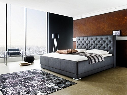 meise m bel 1123 10 5000 pisa boxspringbett test 2018. Black Bedroom Furniture Sets. Home Design Ideas