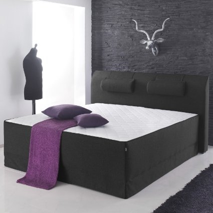 sun garden boxspringbett boxspringbett test 2018. Black Bedroom Furniture Sets. Home Design Ideas