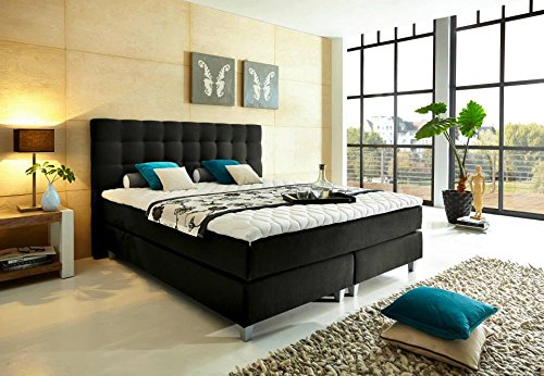 welcon rockstar boxspringbett test 2018. Black Bedroom Furniture Sets. Home Design Ideas