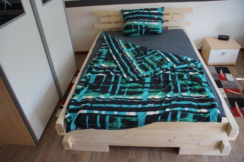 TUGA - Holztech Massivholzbett