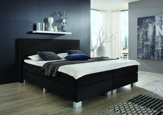 wellness edition 18336 boxspringbett test 2018. Black Bedroom Furniture Sets. Home Design Ideas