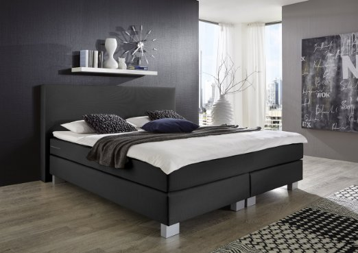 wellness edition 18417 boxspringbett test 2018 2019. Black Bedroom Furniture Sets. Home Design Ideas