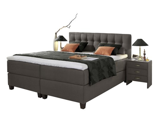 m bel im netz ernesto boxspringbett test 2019. Black Bedroom Furniture Sets. Home Design Ideas