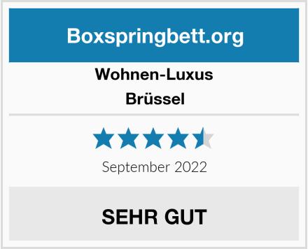Wohnen-Luxus Brüssel Test