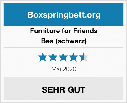 Furniture for Friends Bea Test
