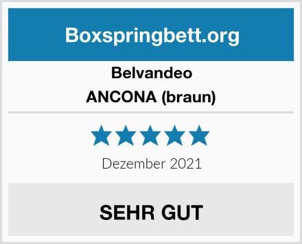 Belvando ANCONA (braun) Test