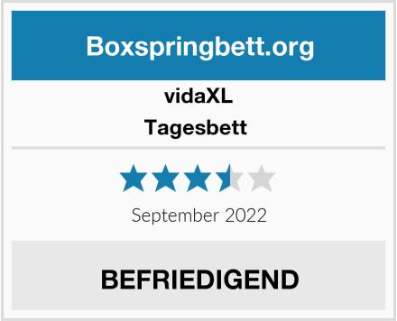 vidaXL Tagesbett  Test