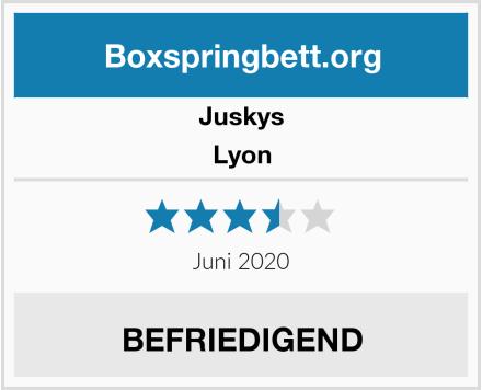 Juskys Lyon Test