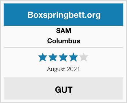 SAM Columbus Test