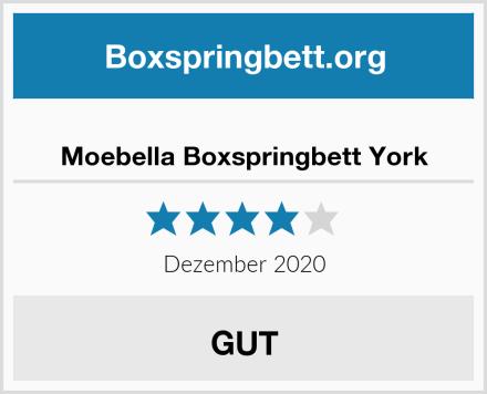 Moebella Boxspringbett York Test
