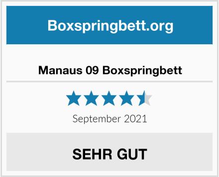 Manaus 09 Boxspringbett Test