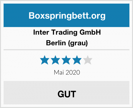 Inter Trading GmbH Berlin (grau) Test