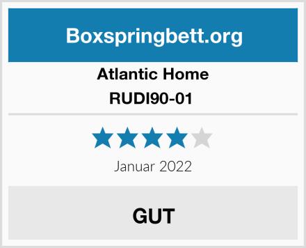 Atlantic Home RUDI90-01  Test