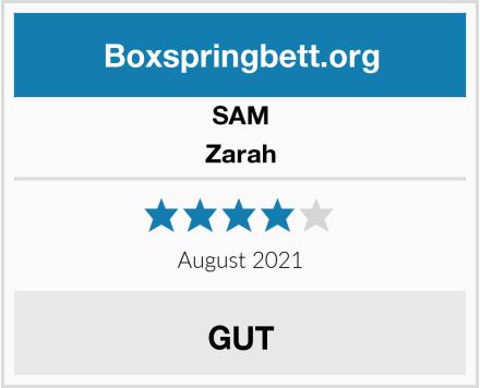 SAM Zarah Test