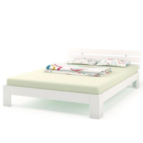 Serina Doppelbett Holz