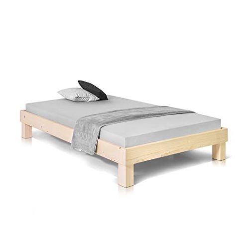 Möbel-Eins Massivholzbett Pumba